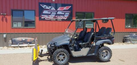2007 Yamaha Rhino for sale at SS Auto Sales in Brookings SD