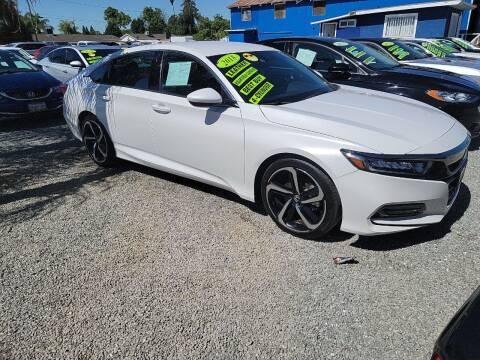 2018 Honda Accord for sale at La Playita Auto Sales Tulare in Tulare CA