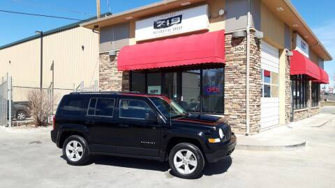 2012 Jeep Patriot for sale at 719 Automotive Group in Colorado Springs CO