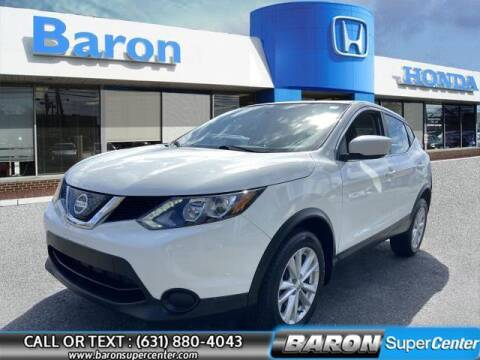 2018 Nissan Rogue Sport for sale at Baron Super Center in Patchogue NY
