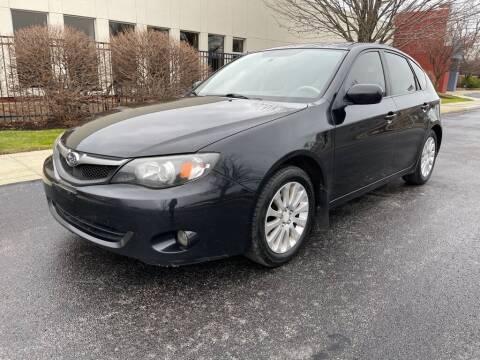 2008 Subaru Impreza for sale at Northeast Auto Sale in Wickliffe OH