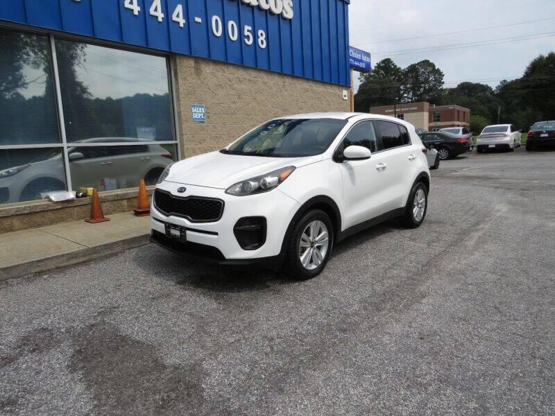 2017 Kia Sportage for sale in Smyrna, GA