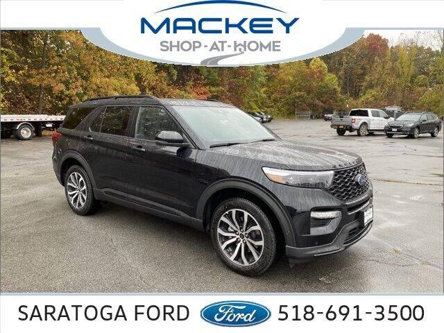 2020 Ford Explorer for sale in Saratoga Springs, NY