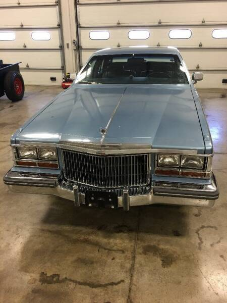 1980 Cadillac Seville for sale at Gary Miller's Classic Auto in El Paso IL