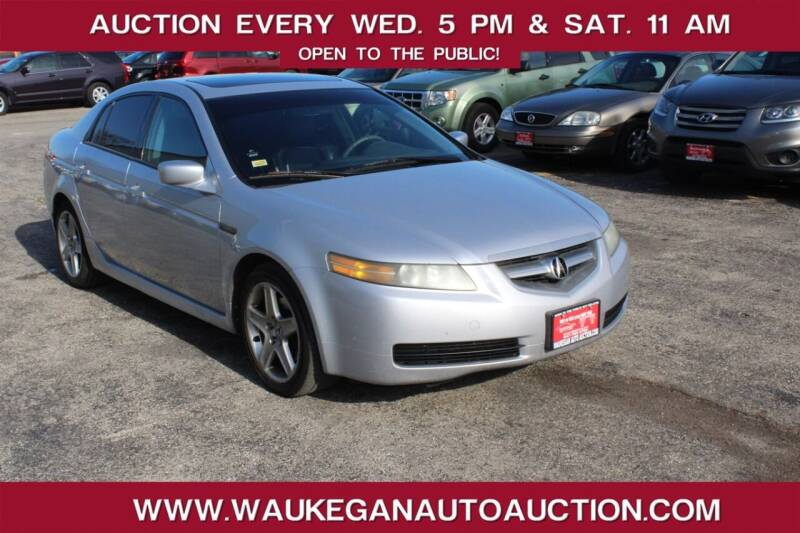 2004 Acura TL for sale at Waukegan Auto Auction in Waukegan IL