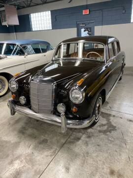 1959 Mercedes-Benz 240-Class for sale at MICHAEL'S AUTO SALES in Mount Clemens MI