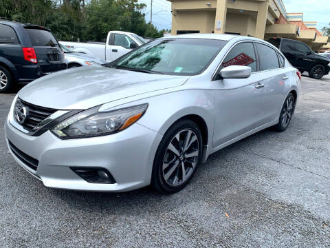 2016 Nissan Altima for sale at Orlando Auto Connect in Orlando FL