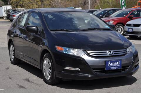 2011 Honda Insight for sale at Amati Auto Group in Hooksett NH