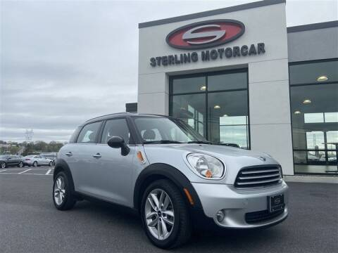 2013 MINI Countryman for sale at Sterling Motorcar in Ephrata PA