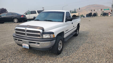 1995 Dodge Ram Pickup 1500 for sale at West Richland Car Sales in West Richland WA