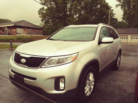 2014 Kia Sorento for sale at IDEAL IMPORTS WEST in Rock Hill SC