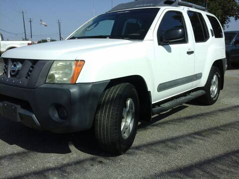 2005 Nissan Xterra for sale at John 3:16 Motors in San Antonio TX