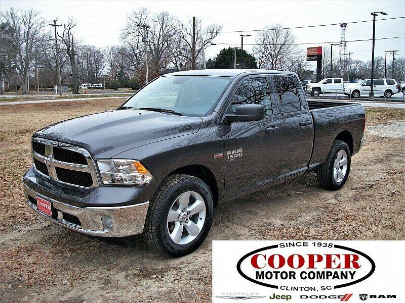 2021 RAM Ram Pickup 1500 Classic for sale at Cooper Motor Company in Clinton SC
