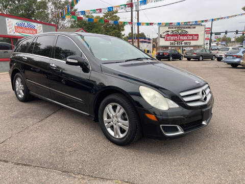2006 Mercedes-Benz R-Class for sale at FUTURES FINANCING INC. in Denver CO