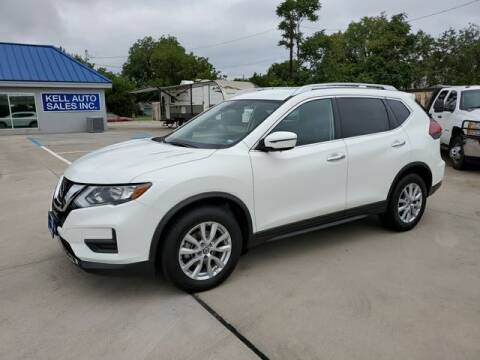 2019 Nissan Rogue for sale at Kell Auto Sales, Inc in Wichita Falls TX