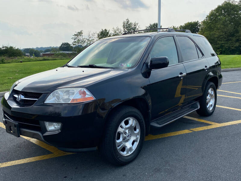 2002 Acura MDX for sale at Centre City Imports Inc in Reading PA