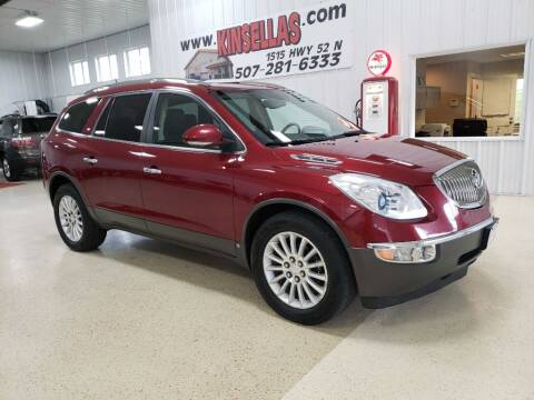 2008 Buick Enclave for sale at Kinsellas Auto Sales in Rochester MN