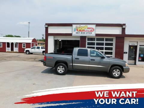 2007 Dodge Dakota for sale at Pork Chops Truck and Auto in Cheyenne WY