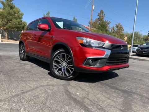 2017 Mitsubishi Outlander Sport for sale at Boktor Motors in Las Vegas NV
