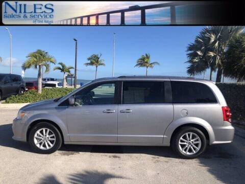 2019 Dodge Grand Caravan for sale at Niles Sales and Service in Key West FL