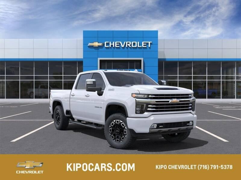 2022 Chevrolet Silverado 3500HD for sale in Ransomville, NY