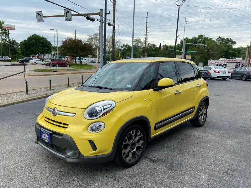 2014 FIAT 500L for sale at Smart Buy Car Sales in St. Louis MO