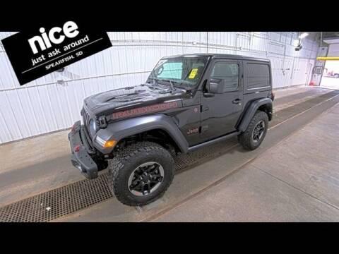 2019 Jeep Wrangler for sale at PRESTIGE AUTO SALES in Spearfish SD