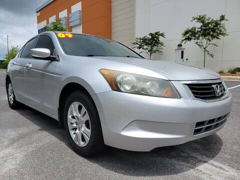 2009 Honda Accord for sale at ELAN AUTOMOTIVE GROUP in Buford GA