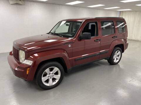 2008 Jeep Liberty for sale at Kerns Ford Lincoln in Celina OH