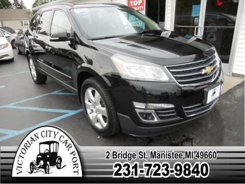 2016 Chevrolet Traverse for sale at Victorian City Car Port INC in Manistee MI