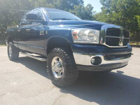 2007 Dodge Ram Pickup 2500 for sale at Thornhill Motor Company in Hudson Oaks, TX