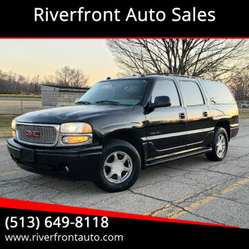 2005 GMC Yukon XL for sale at Riverfront Auto Sales in Middletown OH
