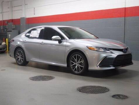 2022 Toyota Camry Hybrid for sale at CU Carfinders in Norcross GA
