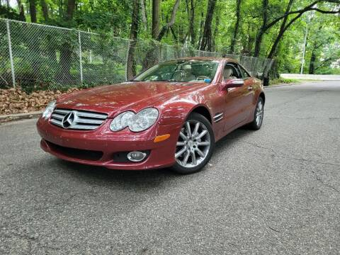 2007 Mercedes-Benz SL-Class for sale at Kapos Auto, Inc. in Ridgewood NY