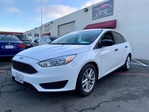 2015 Ford Focus for sale at LT Motors in Rancho Cordova CA