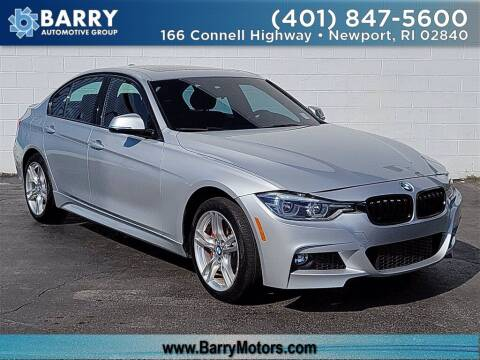 2018 BMW 3 Series for sale at BARRYS Auto Group Inc in Newport RI
