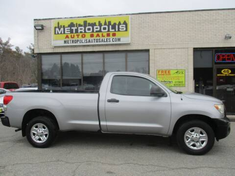 2007 Toyota Tundra for sale at Metropolis Auto Sales in Pelham NH