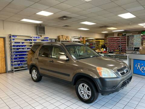 2002 Honda CR-V for sale at FIESTA MOTORS in Hagerstown MD