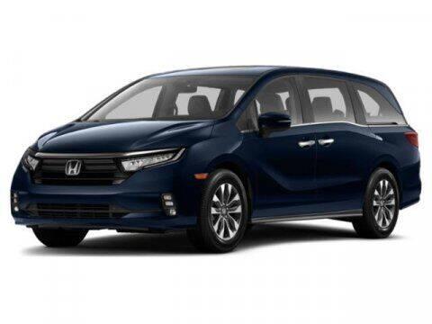 2021 Honda Odyssey for sale at DAVID McDAVID HONDA OF IRVING in Irving TX
