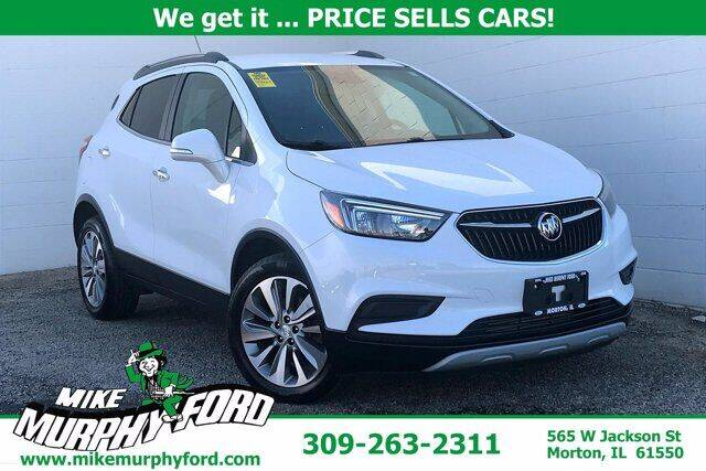 2017 Buick Encore for sale at Mike Murphy Ford in Morton IL