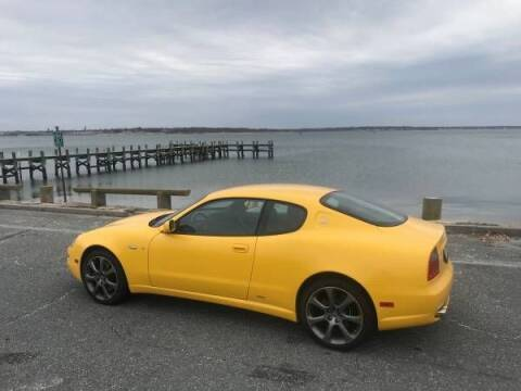 2003 Maserati Coupe for sale at Classic Car Deals in Cadillac MI