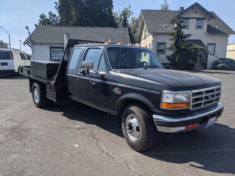 1997 Ford F-350 for sale at Tri Cities Auto Remarketing in Kennewick WA