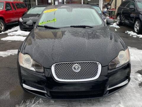 2010 Jaguar XF for sale at Rallye  Motors inc. in Newark NJ