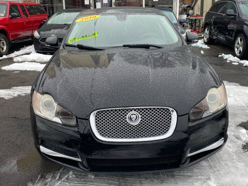 2010 Jaguar XF for sale at Rallye  Motors inc. in Newark NJ