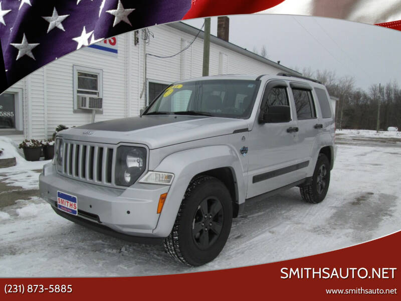 2012 Jeep Liberty for sale at SmithsAuto.net in Hart MI
