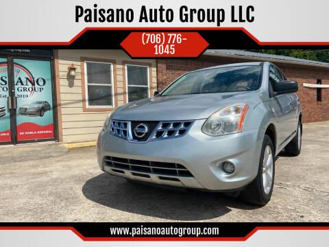 2011 Nissan Rogue for sale at Paisano Auto Group LLC in Cornelia GA