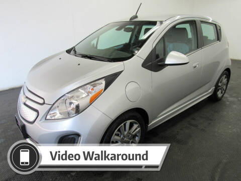 2016 Chevrolet Spark EV for sale at Automotive Connection in Fairfield OH