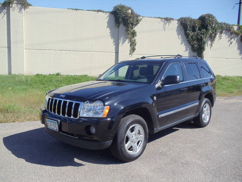 2006 Jeep Grand Cherokee for sale at Metro Motor Sales in Minneapolis MN