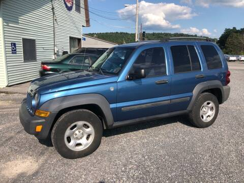 2006 Jeep Liberty for sale at Superior Auto Sales in Duncansville PA