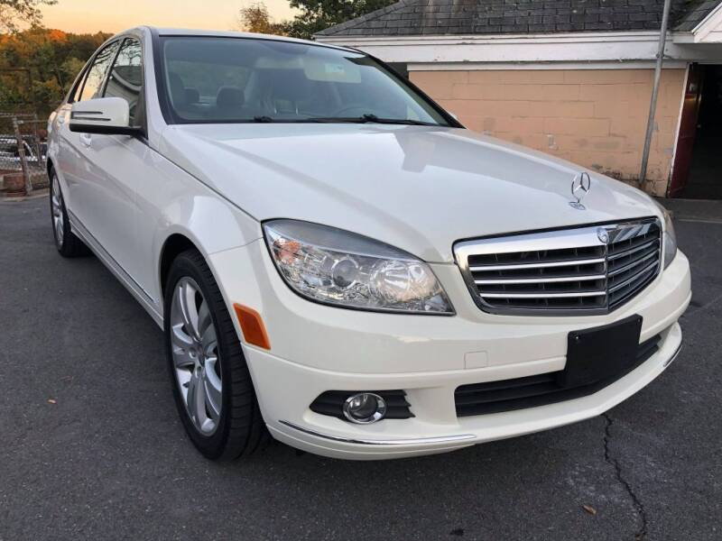 2010 Mercedes-Benz C-Class for sale at Dracut's Car Connection in Methuen MA